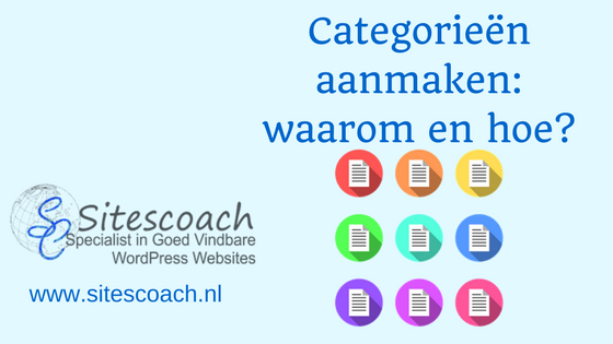 Categorie aanmaken website-waarom-hoe | Webdesign Valkenburg-Limburg