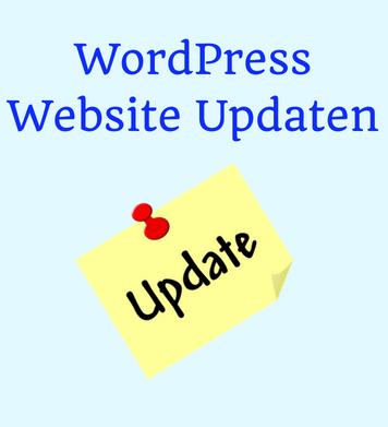 WordPress Website Updaten | Sitescoach Webdesign Limburg