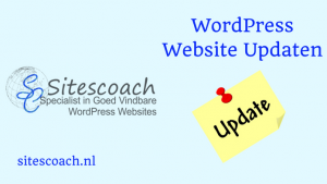 WordPress Website Updaten | Sitescoach Webdesign Valkenburg