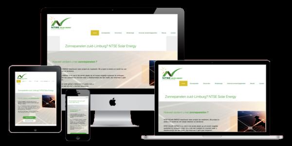 website laten maken in wordpress- zonnepanelenzuidlimburg