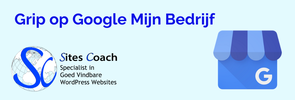 Training Google Mijn Bedrijf/ Google My Business