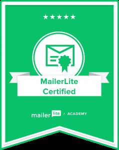 website laten maken en Mailerlite integratie